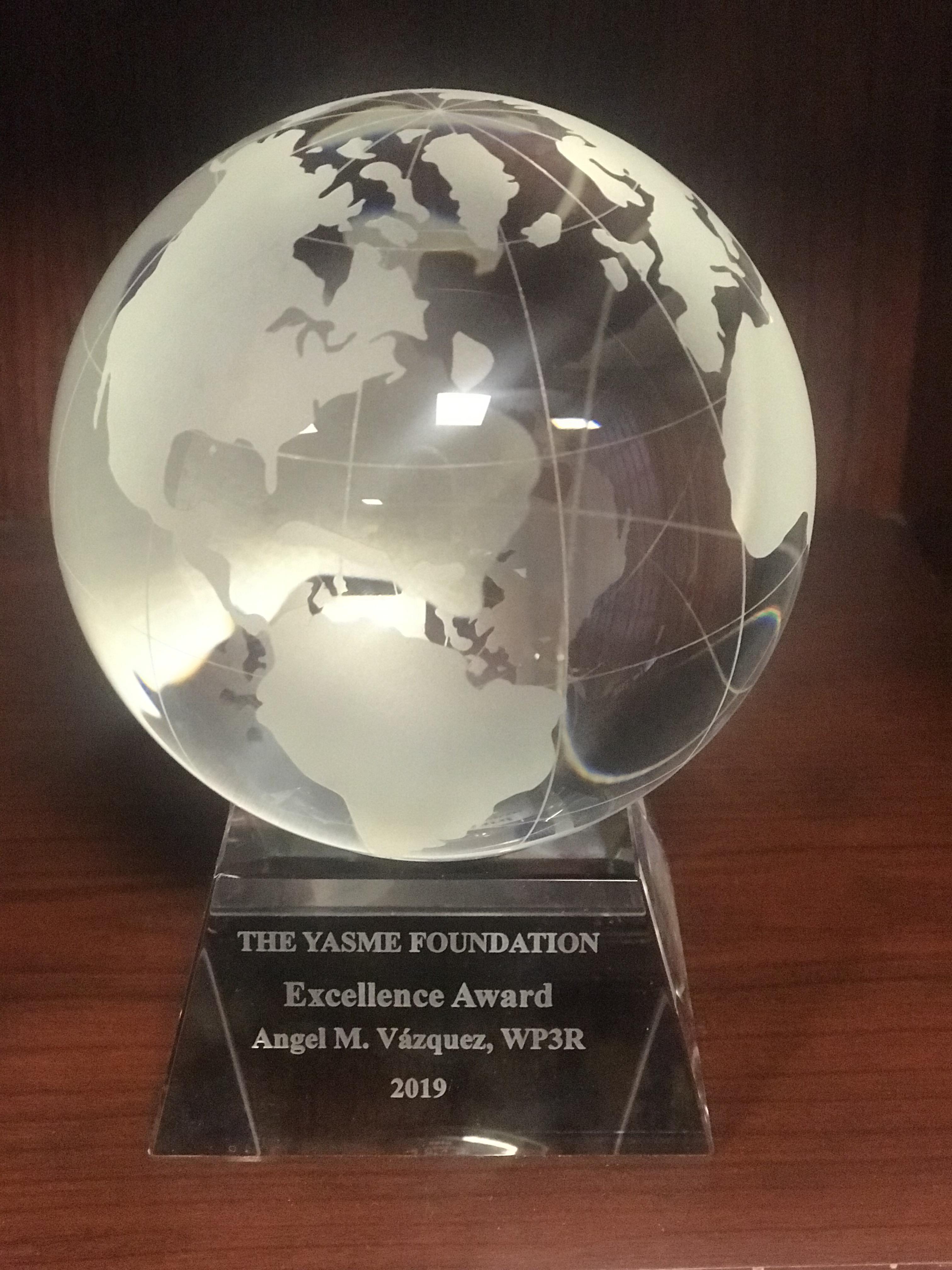 YASME Award