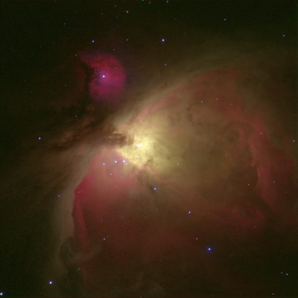M42 Color Images